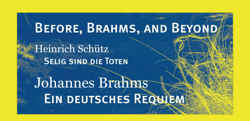 Before, Brahms, and Beyond
